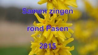 Zingen rond Pasen Deo Cantemus Ridderkerk