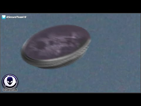 STRANGE Skies! Silent Disc UFO Seen By Multiple Cleveland Residents 6/13/16