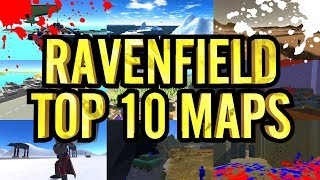 TOP 10 RAVENFIELD MAPS | Best Custom Lev...