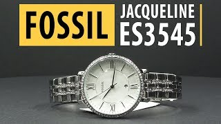 Fossil Jacqueline női karóra | ES3545