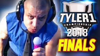 Tyler1 TCS FINALS HIGHLIGHTS Game 01