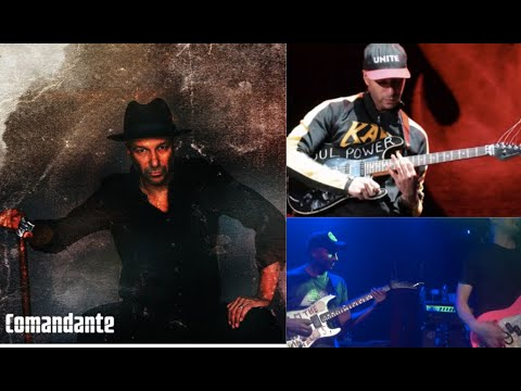 "Rage Against The Machine's Tom Morello details new EP, ""Comandante"""