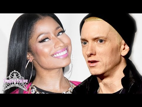 Eminem says he wants Nicki Minaj to be his girlfriend! Nicki Minaj responds