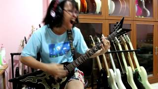 แป๊ะ Syndrome - A Place for My Head  Linkin Park Guitar Cover