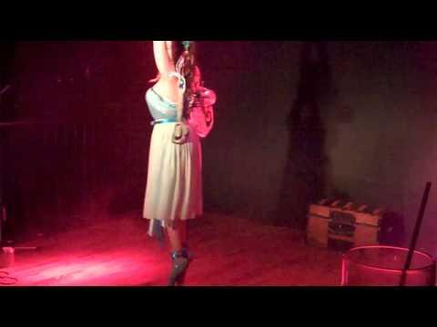 Full Frontal Nerdity - Lou-Lou Applebottom: Great Fountain Fairy