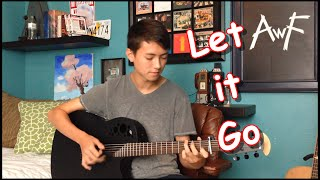 James Bay - Let it Go - Cover (Fingerstyle Guitar)
