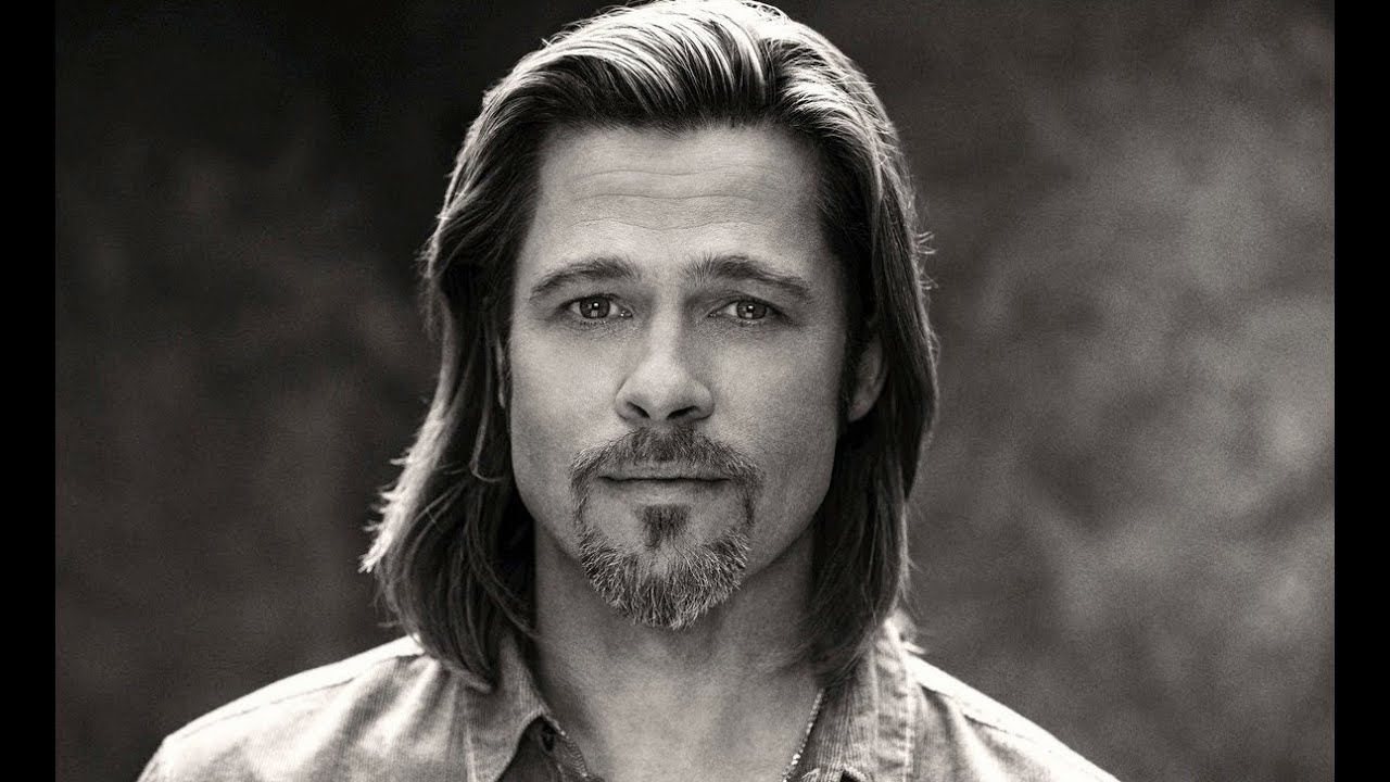 Brad Pitt Chanel No 5 Commercial Premieres - Youtube-1784