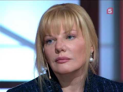 Встречи на Моховой. Александра Захарова