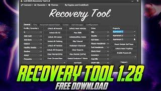 [1.28/Ps3] Gta 5 Recovery Tool | Free Rtm Tool Unlock all (CCAPI/TMAPI) +Download