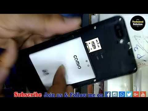 COMIO C1 HARD RESET 100% thumbnail
