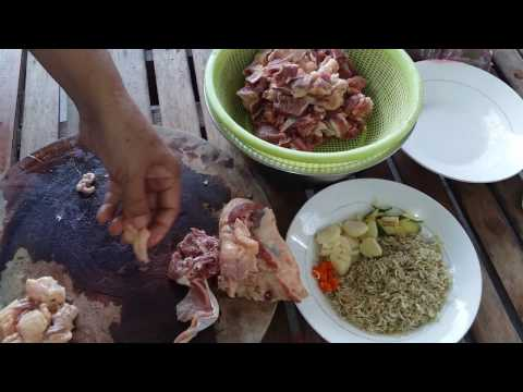 Top Simple Home Made Food In My Village - Traditional Food In Cambodia 07