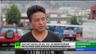 La historia de Stalin, un joven ecuatoriano detrás de la cruzada de Trump contra la migración latina