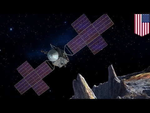 Deep space exploration: NASA Psyche mission to explore 16 Psyche metal asteroid in 2022  - TomoNews