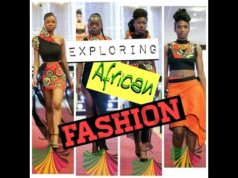 #MyBradford - Exploring African Fashion
