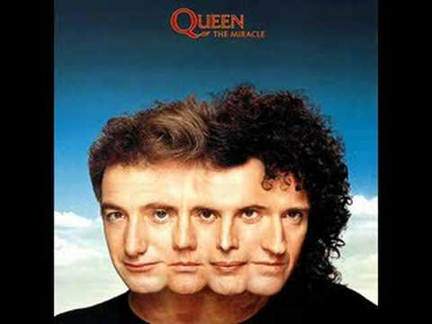 Queen - The Invisible Man (12' Version) (1989)