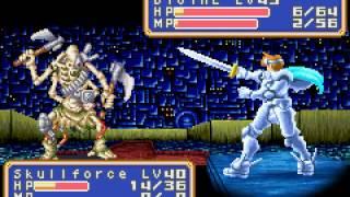 Shining Force - Resurrection of the Dark Dragon The Ending