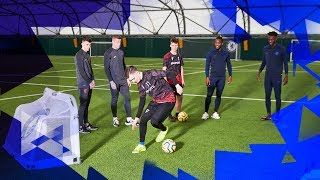 Tammy Abraham & Mason Mount in Street Football EA Volta Challenge With Jack Downer & LDN Movements