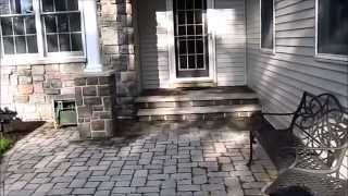 How to Remove Efflorescence (natural salt deposits) from Masonry Surfaces