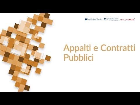 Le procedure negoziate nei contratti pubblici