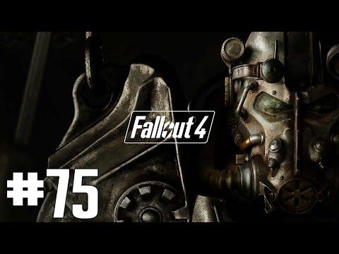 Fallout 4 Végigjátszás w/ Süti 75. Rész - University Point