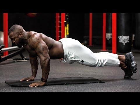 Chest routine | No Equipment needed | Warrior Push Ups | Mike Rashid