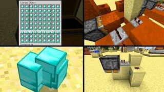 4 nützliche Minecraft BUGS / Glitches