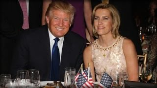 BREAKING: DONALD TRUMP JUST GAVE LAURA INGRAHAM THE BEST NEWS OF HER LIFE