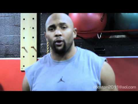 NFL Workout - Power Snatch