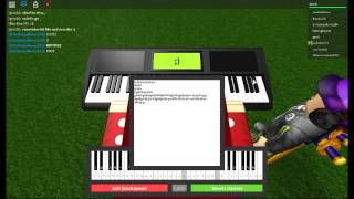 how to play Thousand year in roblox piano (easy)