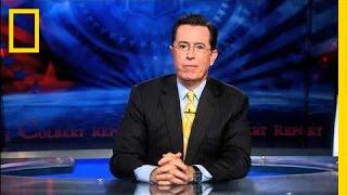 Stephen Colbert's WOW! Reply | Chasing UFOs