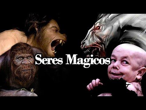 Seres Magicos - Dimenssion D