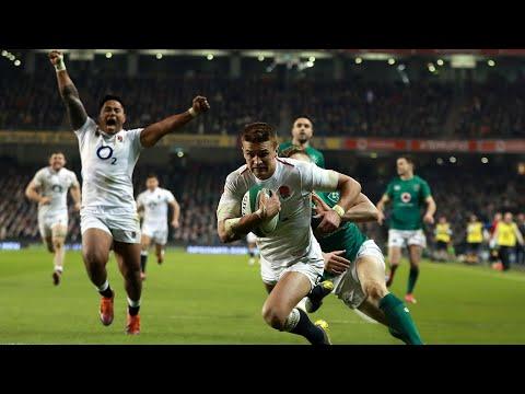 Replay: England V Ireland 2019