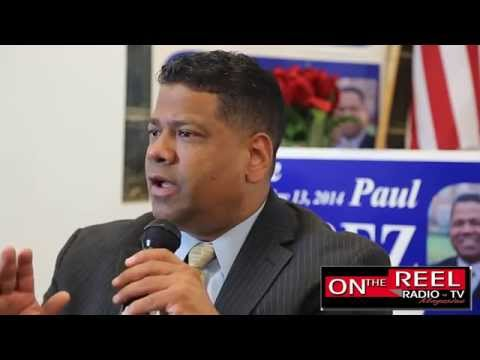 On the Reel TV: Special Guest-Mayoral Candidate Paul Perez