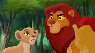 Мультфильмы Disney - Хранитель лев   Скорей бы стать королевой (Сезон 1 Серия 6)