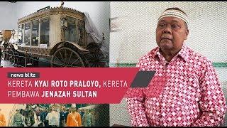 Download lagu Kereta Kyai Roto Praloyo Kereta Pembawa Jenazah Sultan MP3