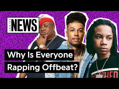 Why Is Everyone Rapping Offbeat? | Genius News