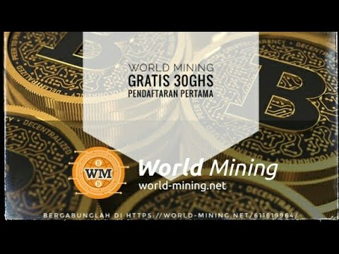 Live Withdraw di World Mining dan Masuk Wallet Payeer