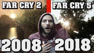 ¡OS ESTÁN TIMANDO CON LOS GRÁFICOS EN VUESTRA CARA! - Sasel - Far cry 5 - far cry 2 - ubisoft