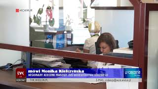 TVK Wieluń - ZUS w Wieluniu: obsługa interesantów