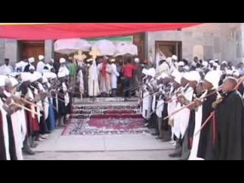 Most important church in Ethiopia? Mary of Zion Church, Axum