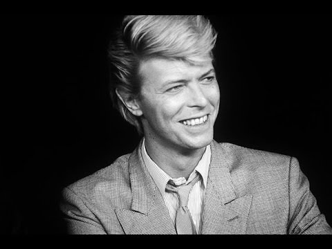David Bowie Biography in short and rare Interview - YouTube