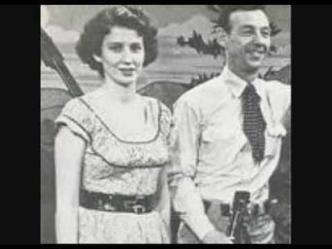 Hank Snow & Anita Carter - When My Blue Moon Turns To Gold Again (1962)