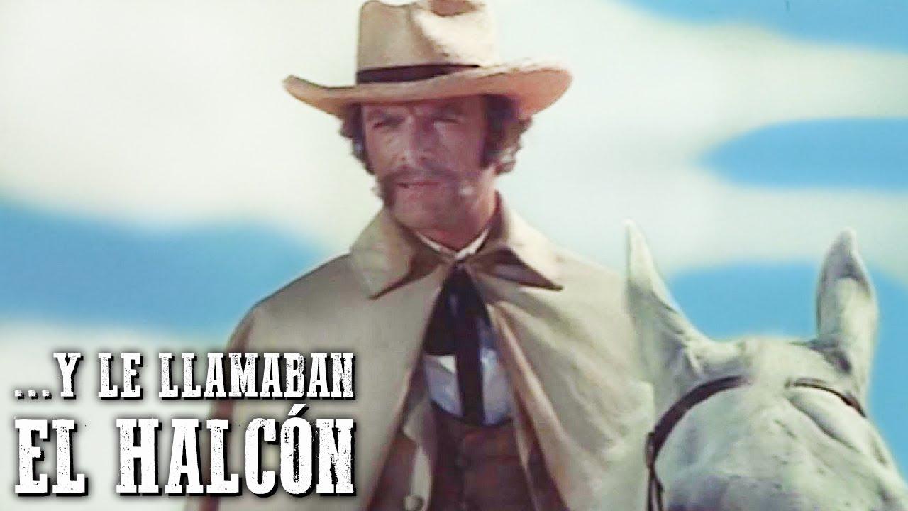 Y le llamaban El Halcón | PELÍCULA DEL OESTE | Cine Occidental | Español | Spaghetti Western