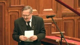 Gulácsy Lajos ny. ref. püspök tanúságtétele Thumbnail