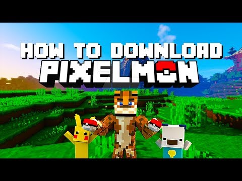 HOW TO INSTALL PIXELMON 7.0.0 | Minecraft Pokemon Mod