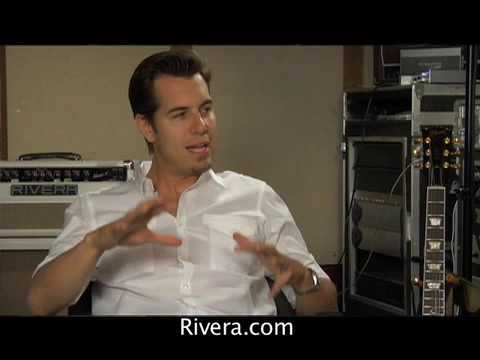 Bob Rock & Nick Hexum interview by Rivera amps Part 1