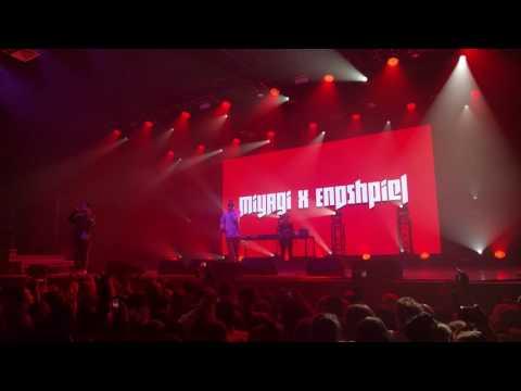 MiyaGi & Эндшпиль - Джанго (Клуб A2 13.05.17)