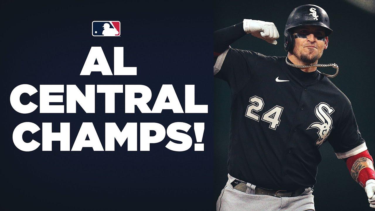 AL CENTRAL CHAMPS!! White Sox DOMINATE Central to clinch Postseason spot!! 2021 Season Highlights
