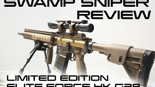 Limited Edition Elite Force HK G28 Review (Swamp Sniper)