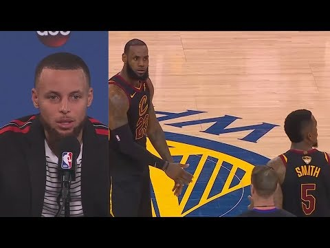NBA Players React To JR Smith Causing Cavaliers To Lose Game 1 Of The 2018 NBA Finals vs Warriors!